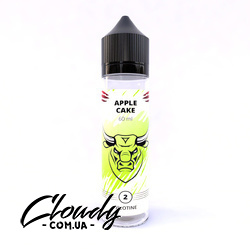 Juiceland Apple Cake 2 mg 60 ml Фото№7