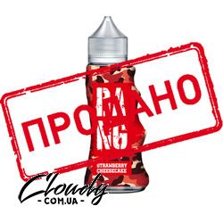 Объем: 50 мл Bang Strawberry Cheesecake 50 ml 0 mg Фото№20
