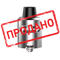 Geekvape Tsunami 24 RDA Glass Window (Серебристий) Фото№18