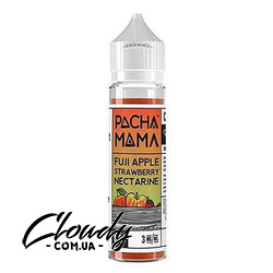 Кисло-Сладкие Fuji Apple Strawberry Nectarine 3 mg 60 ml Фото№38