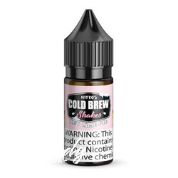Никотин: 45 мг Nitro's Cold Brew - Key Lime Pie 45 mg 30 ml Фото№17
