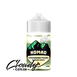 Nomad Strawberry Fields 75ml 1,5mg Фото№27