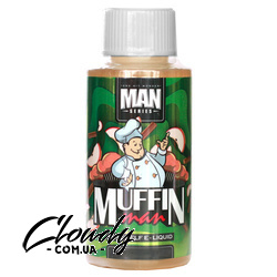 Выпечка Muffin Man 3mg 100ml Фото№39