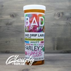 Bad Drip - Farley's Gnarly Sauce 3 mg 60 ml