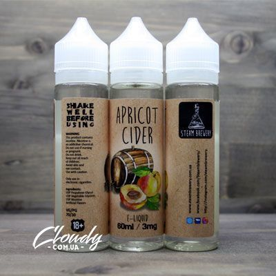 steam-brewery-apricot-cider-15-mg-60-ml