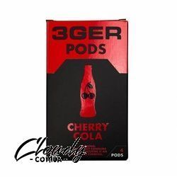 3Ger Pods - Cartridge Cherry Cola 50 мг 1 мл (4 шт)