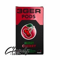 3Ger Pods Mint Cherry 50 мг 1 мл (4 шт) Фото№5