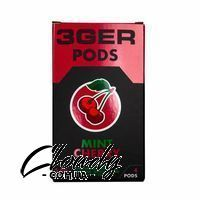 3Ger Pods - Cartridge Mint Cherry 50 мг 1 мл (4 шт)