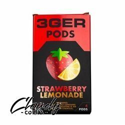 3Ger Pods Strawberry Lemonade 50 мг 1 мл (4 шт) Фото№1