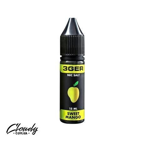 3Ger Salt - Sweet Mango 50 mg 15 ml