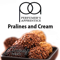 Самозамес TPA/TFA Pralines and Cream 5 мл (Пралине и сливки) Фото№40