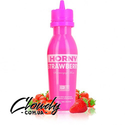 Бренд: Horny Strawberry 3mg 65ml Фото№6