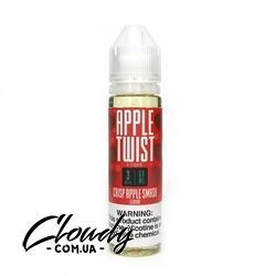 Apple Twist - Crisp Apple Smash 3 mg 60 ml