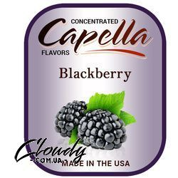 Тип: Ароматизатор Capella - Blackberry (Ежевика) Фото№