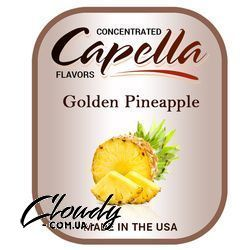 Тип: Ароматизатор Capella - Golden Pineapple (Ананас) Фото№