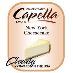 Capella Capella - New York Cheesecake (Чизкейк) Фото№20