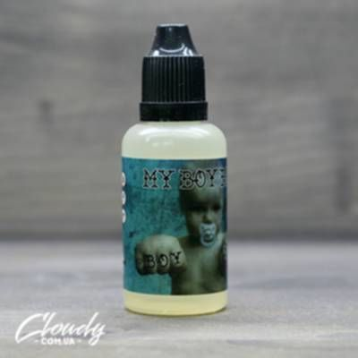 Diamond Vapor My Boy Blue 3 mg 30 ml