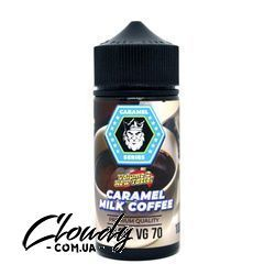 Напитки Caramel Milk Coffee 100 ml 3 mg Фото№38