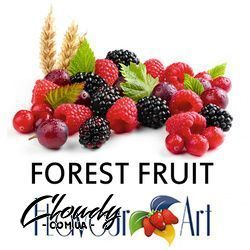 FlavourArt Forest Fruit 5 мл (Лесные фрукты) Фото№7