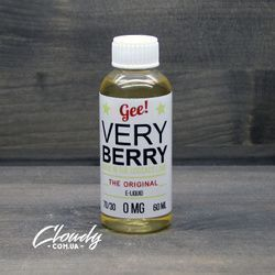 Gee Verry berry 0 mg 60 ml