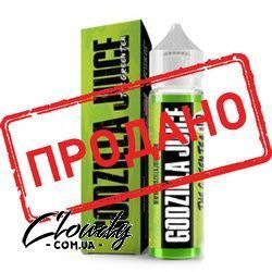Чай Godzilla Juice The Green Tea 3 mg 60 ml Фото№18