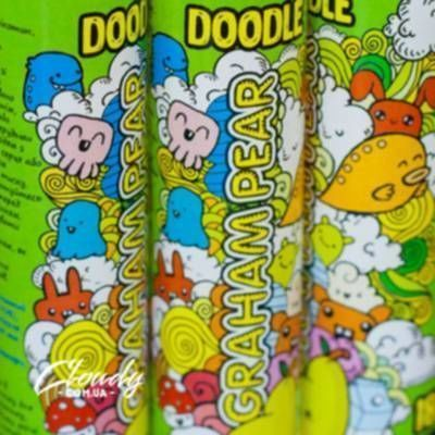 Doodle Graham Pear 15mg 30ml