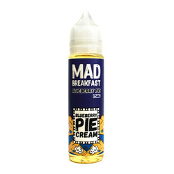 Mad Breakfast - Blueberry Pie 0mg 60ml жидкость