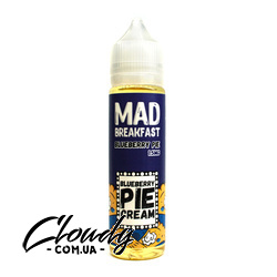 Mad Breakfast - Blueberry Pie 1,5mg 60ml ягоды