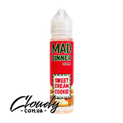 Mad Breakfast Cookie 3mg 60ml Фото№24