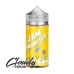 Jam Monster Banana 3mg 100ml Фото№29