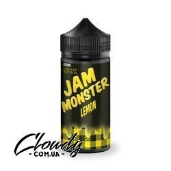 Jam Monster Lemon Limited Edition 3mg 100ml Фото№20