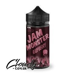 Jam Monster Raspberry 3mg 100ml Фото№29