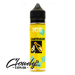 Холодок Champagne Ice 60ml 2mg Фото№4