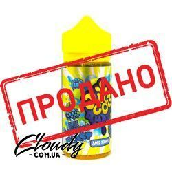 Juicy Co Ягодный Blue Raspberry Blast 100 ml 3 mg Фото№1