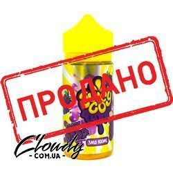 Juicy Co Ягодный Grape Drop 100 ml 3 mg Фото№3