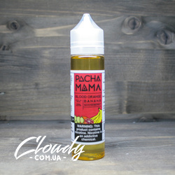 PachaMama - Blood Orange Banana Gooseberry 3 mg 60 ml
