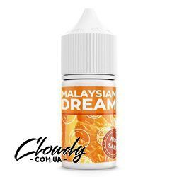 Malaysian Dream - Orange 12mg 30ml