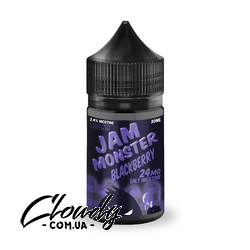 Jam Monster Blackberry 24 mg 30 ml Фото№39