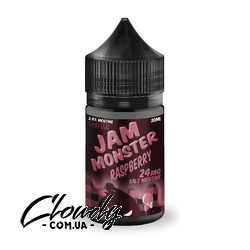 Jam Monster Raspberry 24 mg 30 ml Фото№44