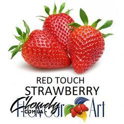 FlavourArt Red Touch 5 мл (Strawberry) (Клубника) Фото№16