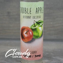 Steam Brewery Double Apple 3 mg 60 ml Фото№26