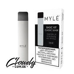 MYLE - Device Basic Kit (Classic Silver)