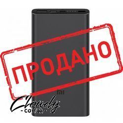 10000 mAh Повербанки Wireless Power Bank 10000 мАч (Black) Фото№2